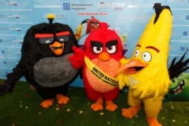 'Angry Birds' to get animated series