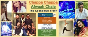 'Chappa chappa afwaah chale': Hariharan and band caution against COVID-19 rumours
