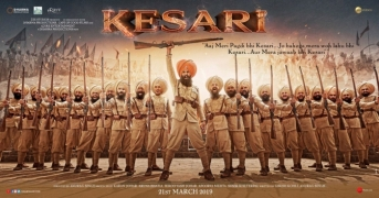 'Kesari' is 2019's top opening weekend earner