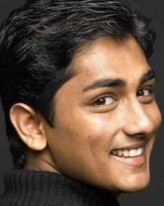 Siddharth :<br/>I'm the Shah Rukh of Telugu films: Siddharth