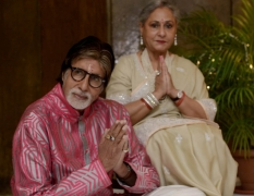 Big B misses wife Jaya on her birthday as she is stuck in Delhi