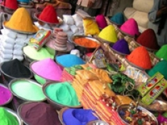 Celebrate Holi, but with care