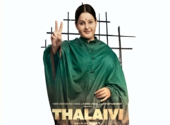 COVID-19: Kangana donates for 'Thalaivi' daily earners, southern film body