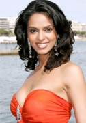 Mallika's brother detained at airport