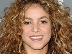 Shakira honoured by father