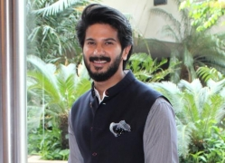 Dulquer teams up with Kajal, Aditi in new Tamil film