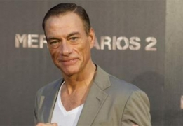 Van Damme set for maiden India visit