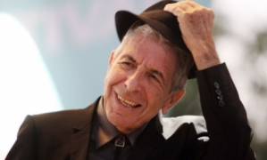 Leonard Cohen to celebrate 80th b'day by smoking again