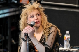 Sex on top of Courtney Love's 'obsessions'