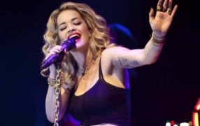 Rita Ora finds Jay Z's role as boss overwhelming