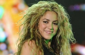 My man doesn't like too skinny: Shakira