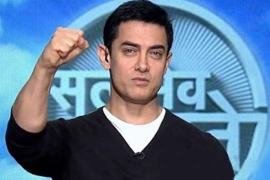 Aamir pledges to help the injured on roads