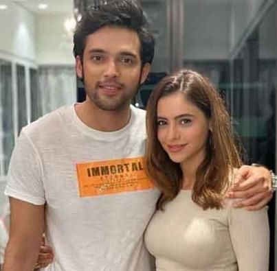 Aamna Sharif on building relationships with co-actors