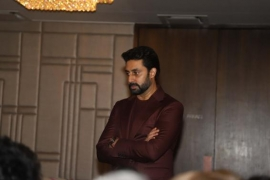 Abhishek Bachchan: I try not to take work home