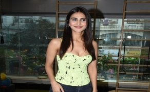 Vaani Kapoor is 'grateful' the film industry 'is bouncing back'