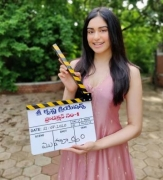 Adah Sharma excited about her upcoming Telugu films