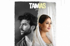 Rashami Desai unveils first look from her upcoming project 'Tamas'