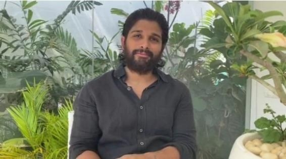 Allu Arjun turns 17 in showbiz, reveals what he always wished for