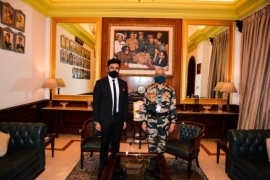 Amit Sadh's 'life-changing' meeting with Indian Army Chief
