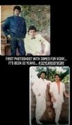 Anil Kapoor shares his first photo shoot with late Rishi Kapoor