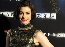 Anne Hathaway to star in 'French Children Don't Throw Food'
