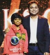 AR Rahman my big support in life, says 14-yr-old pianist Lydian Nadhaswaram