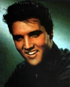 Elvis Presley died of constipation