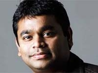A. R Rahman :<br/>We packed the ego and made a song: Band member A.R. Rahman