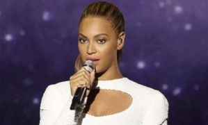 Beyonce teases with 'Fifty Shades of Grey' teaser