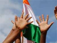 Indian Americans celebrate I-Day