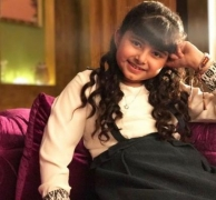 Child artiste Myra Singh on bagging show 'Maddam Sir'