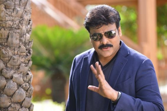 Chiranjeevi's cheeky reply to director Puri Jagannath on Twitter