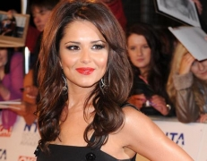 Cheryl Cole happiest at home