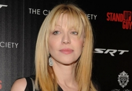 Courtney Love addicted to online shopping