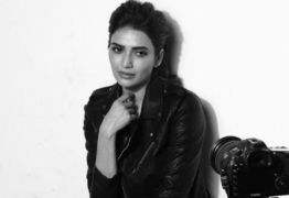 Karishma Tanna is happy to be in a 'black' mood!