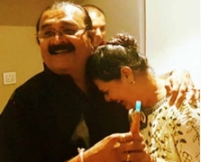 Divyanka's parents set an 'example of unadulterated love'