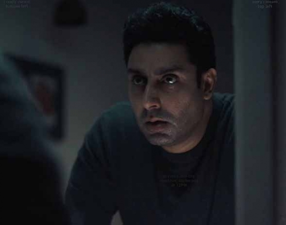 Abhishek Bachchan plays a distraught father in his digital debut