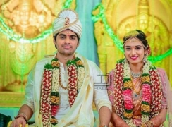 'Saaho' director Sujeeth ties the knot amid Covid-19 pandemic