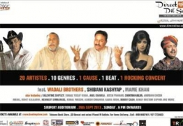 Direct Dil Se - music concert with social message