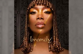 Brandy back with new music album after 8 years