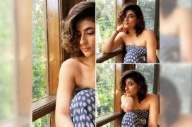 Tahira Kashyap turns her 'thinking zone' into a pose