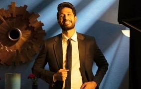 Arjun Kanungo: My lockdown goal was to be comfortable shooting on my own