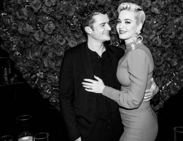 Katy Perry unaware of Orlando Bloom's sex ban when they first dated