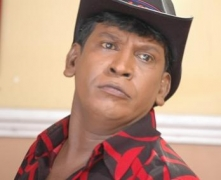 Thankful to my producers for backing me: Vadivelu