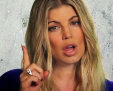Make-up, a personal passion of mine: Fergie