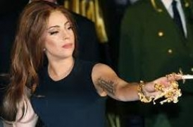 Gaga to release new version of 'Do what u want'