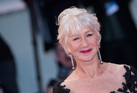 Helen Mirren: Nature a part of our life, existence