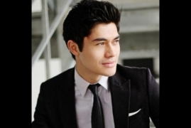 Henry Golding, wife foster dog amid COVID-19