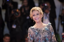 Jane Fonda to fight climate change virtually