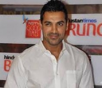 John Abraham named face of National Geographic Channel